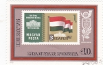 Stamps Hungary -  SELLOS SOBRE SELLO