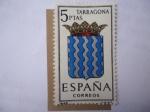 Stamps Spain -  Edi:ES 1640 - Escudo de Armas de Tarragona - Armas Provinciales