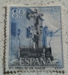 Stamps of the world : Spain :  1541