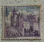 Stamps of the world : Spain :  1542