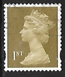 Stamps of the world : United Kingdom :  Queen Elizabeth II