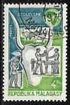 Sellos de Africa - Madagascar -  Agricultura
