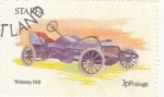 Stamps United Kingdom -  COCHES DE EPOCA- Wolseley 1905