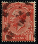 Stamps of the world : United Kingdom :  REINO UNIDO_SCOTT 188 $0.9