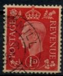 Stamps United Kingdom -  REINO UNIDO_SCOTT 236 $0.25