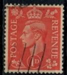 Stamps United Kingdom -  REINO UNIDO_SCOTT 259.01 $0.25