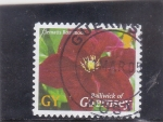 Stamps : Europe : United_Kingdom :  FLORES-