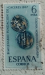 Stamps : Europe : Spain :  1829