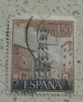 Stamps : Europe : Spain :  1804