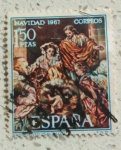 Stamps : Europe : Spain :  1838