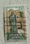 Stamps : Europe : Spain :  1827