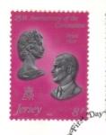 Stamps : Europe : United_Kingdom :  Reina Elizabeth II