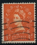 Stamps of the world : United Kingdom :  REINO UNIDO_SCOTT 353.01 $0.25