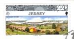 Stamps : Europe : United_Kingdom :  Europa (C.E.P.T.) 1987 - Arquitectura moderna, Centro de ocio Fort Regent