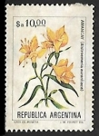 Stamps of the world : Argentina :  Amancay