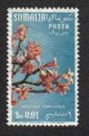 Sellos de Africa - Somalia -  Flores