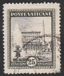 Stamps : Europe : Vatican_City :  48 - Plaza San Pedro