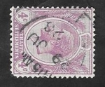 sello : Asia : Malasia : Malacca - 170 - George V