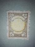 Sellos de Africa - Egipto -  escudo