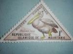 Sellos de Africa - Mauritania -  Fauna