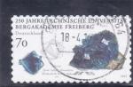 Sellos de Europa - Alemania -  250 ANIVERSARIO UNIVERSIDAD TECNICA