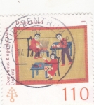 Stamps Germany -  TALLER DE ARTESANÍA