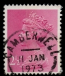 Stamps United Kingdom -  REINO UNIDO_SCOTT MH32.01 $0.25