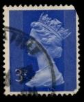 Stamps United Kingdom -  REINO UNIDO_SCOTT MH36.03 $0.25