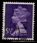 sellos de Europa - Reino Unido -  REINO UNIDO_SCOTT MH56.01 $0.35