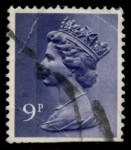 Sellos de Europa - Reino Unido -  REINO UNIDO_SCOTT MH67.02 $0.25
