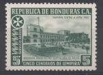 Stamps : America : Honduras :  HOSPITAL  CABALLEROS  DE  MALTA.