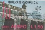 Stamps : America : Honduras :  BICENTENARIO  DE  LA  REVOLUCIÓN  FRANCESA