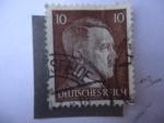 sellos de Europa - Alemania -  Adolf Hitler (1889-1945)-Canciller-Alemania Reino - Deutsches Reich
