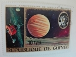 Stamps Guinea -  Personajes