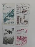 Sellos de Europa - Polonia -  Aviones