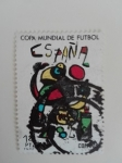 Stamps Spain -  Copa Mundial