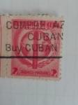 Sellos de America - Cuba -  Tbaco
