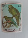 Sellos de Asia - Emiratos Árabes Unidos -  Ajman