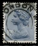 Stamps United Kingdom -  REINO UNIDO_SCOTT MH97.01 $0.7