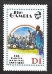 Stamps  -  -  GAMBIA - sellos para cambiar