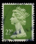 Sellos de Europa - Reino Unido -  REINO UNIDO_SCOTT MH118.03 $0.9