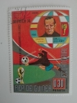Stamps Guinea -  Deporte
