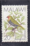 Stamps  -  -  MALAWI-intercambio