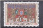 Sellos del Mundo : Africa : Mozambique : V CENTENARIO DEL NACIMIENTO REY MANUEL I