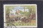Stamps : Africa : Mozambique :  V CENTENARIO NACIMIENTO DE PEDRO ALVARES CABRAL