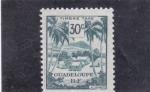 Sellos del Mundo : Europa : Guadeloupe : POBLADO