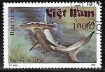 Sellos del Mundo : Asia : Vietnam : Bull Shark