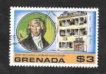 Sellos del Mundo : America : Granada : 810 - 150 Anivº de la muerte de Beethoven