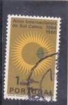 Stamps Portugal -  AÑO INTERNACIONAL DEL SOL