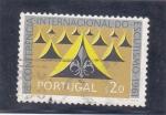 Sellos del Mundo : Europa : Portugal : 18 CONFERENCIA INTERNACIONAL ESCUTISMO